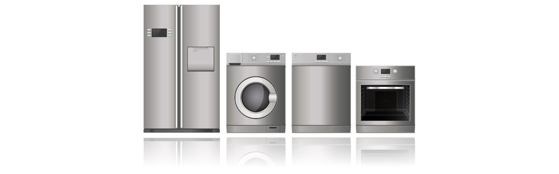 Washing Machines & Dishwashers